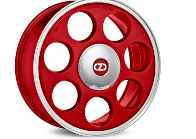 Llantas OZ Racing Anniversary 45 Red