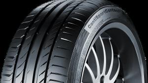 neumatico para SUV y todoterrenos, Continental ContiSportContact5
