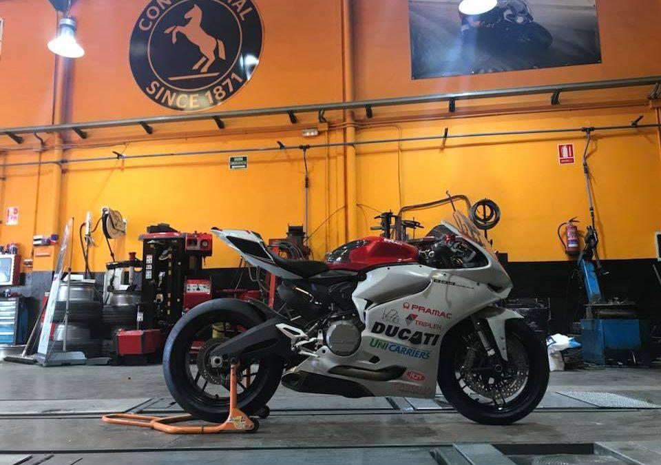 Neumático de moto: información esencial